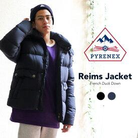 PYRENEX / ピレネックス メンズ : Reims Jacket ランス ジャケット / 全2色 : ピレネックス ランス ダウンジャケット メンズ 定番 秋冬 : HMK030 【MUS】【BJB】