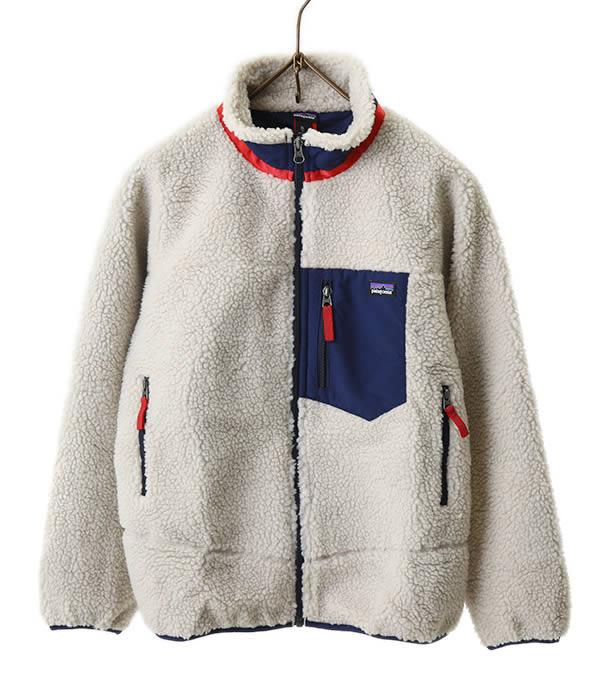 ■【予約商品 2018年8月〜9月入荷予定】patagonia [パタゴニア] / <Kid's Retro-X Jacket> /全2色(パタゴニア レトロX ジャケット ボア ) 65625【DEA】