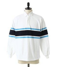 BARBARIAN / バーバリアン : 別注 BSS L/S : ラガーシャツ ロンT TEE 限定 : 1538819-STN-1801 【STD】