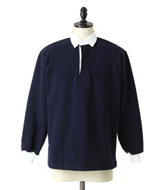 BARBARIAN / バーバリアン : 別注 BSS L/S : ラガーシャツ ロンT TEE 限定 : 1538819-STN-1802 【STD】