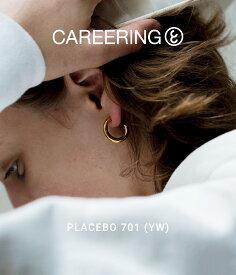 CAREERING / キャリアリング : PLACEBO 701 (YW) : プラセボ 701 ピアス アクセサリー メンズ レディース ユニセックス : PLACEBO-701-YW 【NOA】