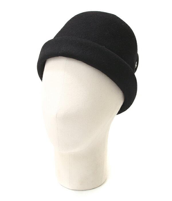 【SALE/セール】MUHLBAUER (ミュールバウアー) / KOLYA Wool Felt Light(ビーニー 帽子 ウールフェルト)M17542-BLK【MUS】
