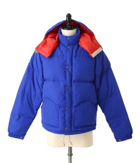 SIERRA DESIGNS [sheradesignes] NYLON DOWN SIERRA JACKET (down jacket nylon coat outerwear) 1320 H