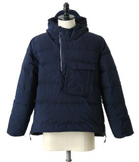 Snow peak [snow peak] / JK-16AU007 Indigo C/N Down Jacket (snow peak down jacket Indigo clothing)