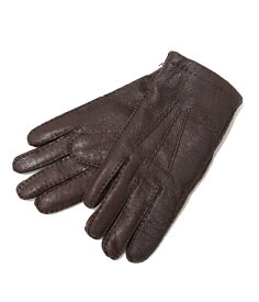 DENTS / デンツ : ペッカリーレザー グローブ(カシミアライニング) / 全3色 : デンツ ペッカリー グローブ レザー 手袋 : 15-1564 【MUS】