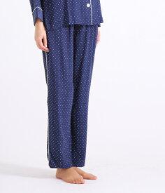 SLEEPY JONES / スリーピージョーンズ : 【レディース】silk marina pajama pant : スリーピージョーンズ パジャマ パンツ ルームウェア シルク : WP001-F1238-410【DEA】