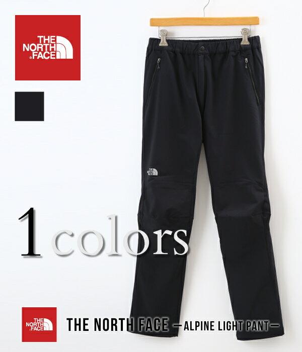 THE NORTH FACE ( ノースフェイス メンズ ザ・ノースフェイス ) / アルパインライトパンツ / Alpine Light Pant (定番 アウトドア クライミング 登山 スポーツウェア) [撥水/ストレッチ素材/スリム] NT52927 【WAX】【REA】