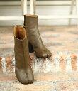 【送料無料】【期間限定ポイント10倍!】Maison Margiela / メゾン マルジェラ : 【レディース】TABI BOOTS-RIFLE GRE…