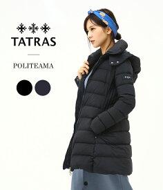 TATRAS / タトラス : <POLITEAMA(ポリテアマ ワッシャーナイロン)> 全2色 : ジャケット ダウン コート ナイロン ポリテアマ レディース : LTA20A4694 【ANN】