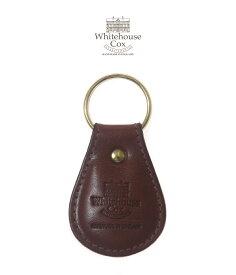 【ネコポス発送】Whitehouse Cox / ホワイトハウスコックス : 【ANTIQUE×Bridle Leather Collection】BERI KEY FOB : キーフォブ アンティーク ブライドル キーホルダー ギフト プレゼント ラッピング可能 : S-0668-ANTIQUE-BLC 【MUS】