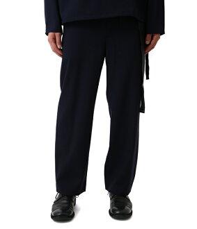 URU[乌尔]/tapered slacks-17SUP09-(锥形裤子裤子裤子)17SUP09