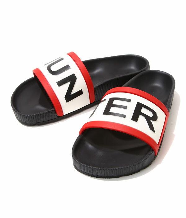 HUNTER [ハンター] / 【レディース】WOMENS ORIGINAL HUNTER SLIDE-BLACK- (ハンター スライド サンダル シューズ 靴 レディース ウーマン) WFD4016EVA-BLK【ANN】