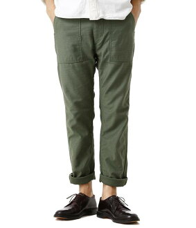 orslow [Onslow] / US SLIM FIT FATIGUE GREEN (yuesfatigpants work pants cargo Pant military) 01-5032-16