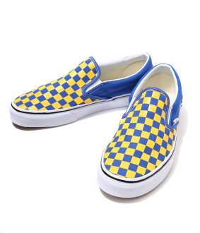 VANS CLASSICS (vans Classics) / CLASSIC SLIP-ON (GOLDEN COAST) (sneaker classic vans slip-on shoes shoes) VN-00MEGI4