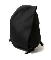cote&ciel[kotoeshieru]/Isar[Small](Eco Yarn/BLACK/Laptops up to 13inch)(帆布背包背包包包Mac Book iPad筆記型電腦)cc-28470