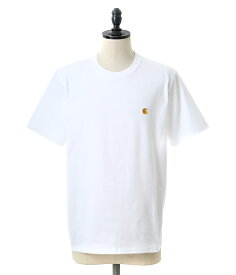 Carhartt WIP / カーハート ダブリューアイピー : S/S CHASE T-SHIRT / 全2色 : ショートスリーブ チェイス Tシャツ 半袖 カットソー Carhartt WIP ワークインプログレス : I021949【NOA】【REA】