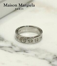 Maison Margiela / メゾン マルジェラ : NUMBER RING : ナンバーリング リング 指輪 アクセサリー シルバー メンズ シルバーアクセサリー : S30UQ0016 【RIP】【BJB】