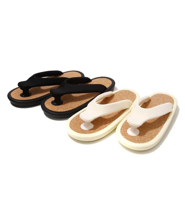 "JOJO [ジョジョ] / ""BEACH SANDAL"" (L・XLサイズ) / 全2色 (ビーチサンダル シューズ ゲタ ぞうり 下駄 草履 靴 ビーサン) JOJO-BASIC-LXL 【MUS】【WIS】"