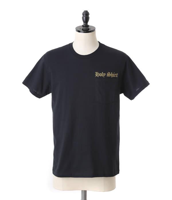 【SALE/セール】MARK MCNAIRY(マークマクナイリー マークマクネイリー) / HOLY SHIRT POCKET TEE(Tシャツ)mm14s-TS12【WAX】