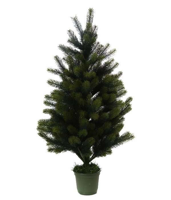 RS GLOBAL TRADE / RSグローバルトレード社 : クリスマスツリー90cm : ツリー クリスマス 90cm もみの木 インテリア プラスティフロアー社 PLASTIFLOR : RGT001-90CM【DEA】