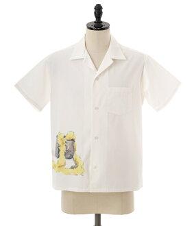 HUMAN MADE (휴먼 녀)/HAWAIIAN SHIRT (셔츠 반 알로하) HM10SH003