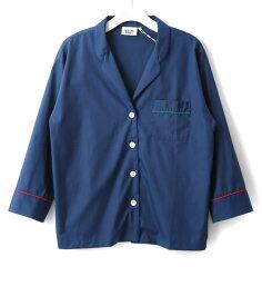 【期間限定送料無料!】SLEEPY JONES / スリーピージョーンズ : 【レディース】SLEEPY JONES Marina Pajama Shirt : スリーピージョーンズ パジャマ アンダーウェア シャツ : W005-F1092-410【DEA】