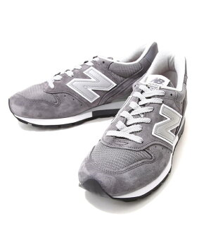 New Balance (new balance) /M996 CGY (NB sneakers shoe shoes charcoal) M996-CGY