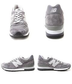 【スマホエントリーでP10倍】NewBalance(ニューバランス)/M996CGY(スニーカーシューズ靴ニューバランスチャコール)M996-CGY【NOA】
