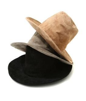 但隆行 (Takayuki 圣心酷但) 162707 / 特大型麂皮绒帽子和所有的颜色 (超大麂皮绒帽子)