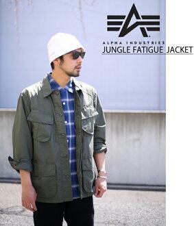 ALPHA (알파)/JUNGLE FATIGUE JACKET (정글 피겨 재킷 밀리터리 아우터 존) TA1120