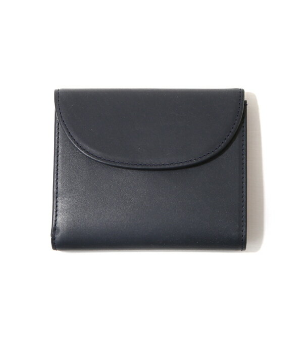 Whitehouse Cox [ ホワイトハウスコックス ] / 【DERBY COLLECTION】SMALL 3FOLD PURSE / 全4色 (ウォレット 財布 レザー 本革 三つ折り 折り畳み ラッピング可能) S1058-DERBY【MUS】