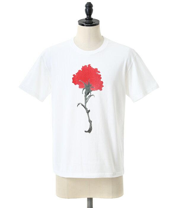 【全品送料無料!】BUENA VISTA(ブエナビスタ) / CLAVEL tee(ブエナビスタ Tシャツ 半袖 カットソー 石塚啓次) 17SS-TEE16【ARK】