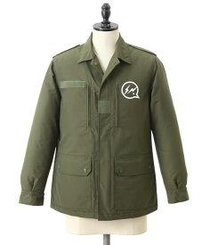 【アウトレットキャンペーン!】DENIM BY VANQUISH & FRAGMENT / デニムバイ ヴァンキッシュ フラグメント : Military regular collar jacket : ミリタリー レギュラーカラー ジャケット : VFJ2012【NOA】