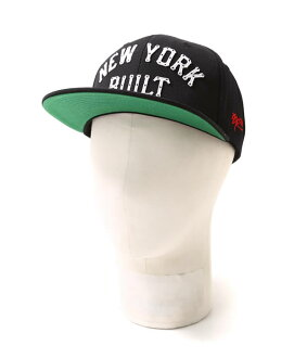 SSUR ( Sir) New York Built Snapback (NY Bild snap back CAP) S1411015