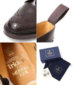 【レビューを書いて1万円当たる】Tricker's[トリッカーズ]ウィングチップブーツ(COFFEEBURNISHED)M2508-coffee-burnished-13AW(ローファーウイングチップドレスシューズ革靴)【MUS】