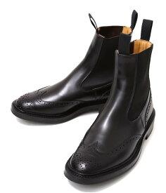 送料無料!【P10倍】Tricker's / トリッカーズ : サイドゴアブーツM2754 : ローファー ウイングチップ ドレスシューズ 革靴 : 【MUS】