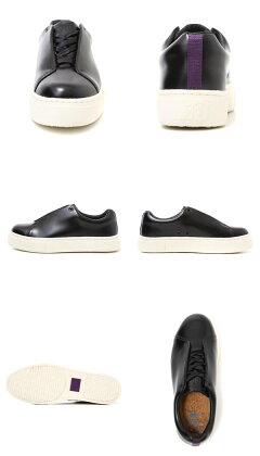 EYTYS(エイティーズ)/dojaleatherblack(ドジャレザーブラックスニーカー靴)17SS-doja-leather-blk【RIP】【BJB】