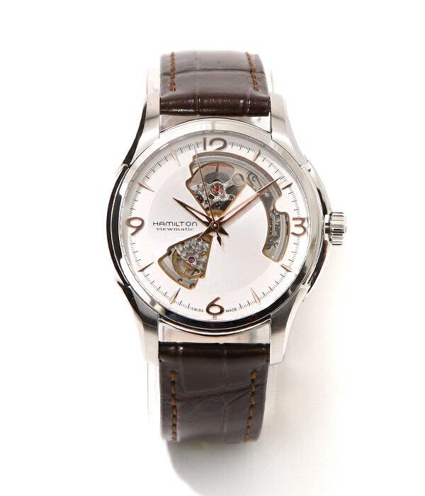HAMILTON(ハミルトン) / ジャズマスター オープンハート (腕時計 紳士用腕時計 高級腕時計 fathersday) H32565555【MUS】