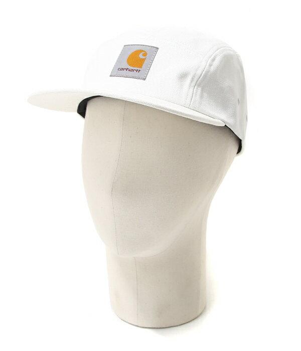 【期間限定送料無料!】Carhartt WIP [ カーハート ダブリューアイピー ] / BACKLEY CAP (キャップ バックリーキャップ JET CAP CAMP CAP LOW CAP Carhartt WIP ワークインプログレス) I016607-WHT【NOA】
