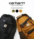 Carhartt WIP / カーハート ダブリューアイピー : KICKFLIP BACKPACK / 全3色 : キックフリップ バックパック バッ…
