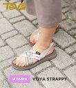 【サマーキャンペーン!】Teva / テバ : 【レディース】VOYA STRAPPY : ボヤ ストラピー スポーツサンダル スポサン …