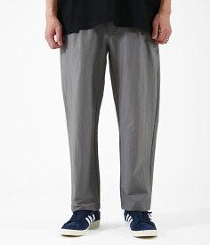 GOLDWIN / ゴールドウィン : One Tuck Taperred Stretch Trousers : ワンタック テーパード ストレッチ トラウザー パンツ メンズ : GM71155P【PIE】