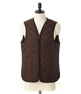 Barbour (バブアー) / Wool Liner for SL Bedail-YELLOW ー (インナーバブアーバブワーライナー) MLI0038