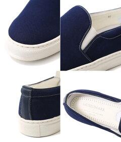 【レビューを書いて1万円当たる】HIROSHITSUBOUCHI(ヒロシツボウチ)別注SLIPONSHOES(スリッポンシューズ靴)HTO-1005【MUSE】