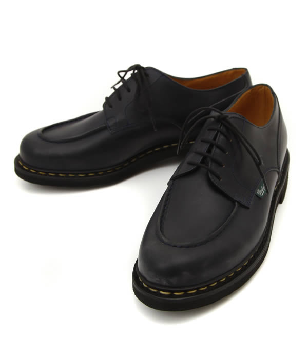 paraboot(パラブーツ) / Chambord-ネイビー (ドレス シューズ シャンボード 靴)710710【MUS】【BJB】