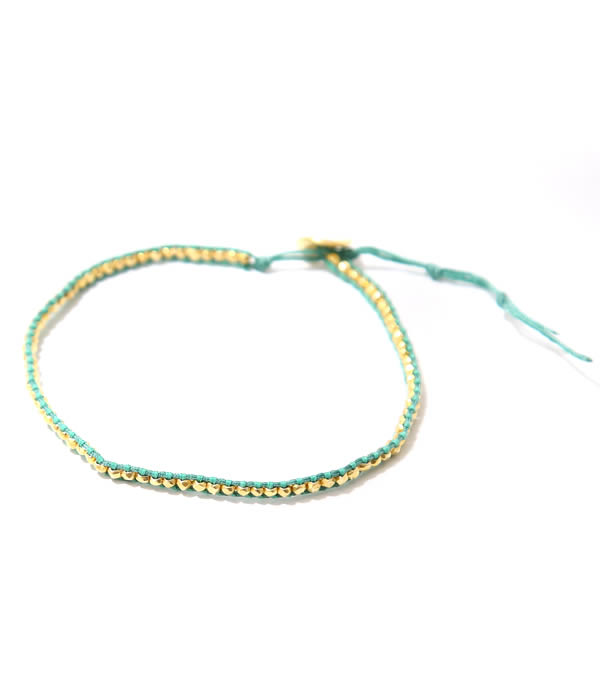 CHAN LUU(チャンルー) / beads anklet (チャンルー アンクレット アクセサリー ギフト Pier ACC )C133021【PIE】【REA】