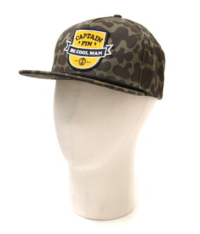 CAPTAIN FIN [Captain Finn] / GOOD LUCK 5 PANEL HAT (Cap) CFA5511603