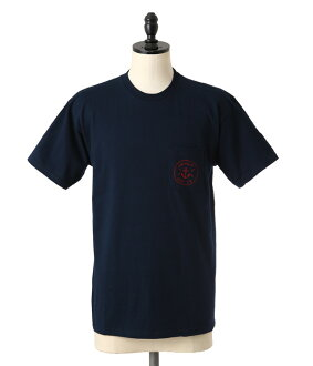CAPTAIN FIN [Captain fin] and ELECTRICITY S/S STA PKT TEE (print T shirt short sleeve shirt) CFM3041501