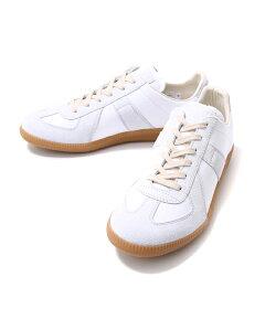MaisonMargiela(メゾンマルジェラ)/LEATHERSNEAKER(レザースニーカー靴シューズ)S57WS0083【BJB】