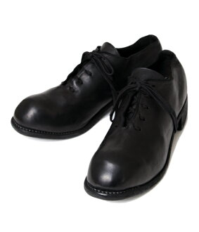GUIDI (Guidi) / PL10L-blk-bjb PL10L Horse Full Grain Ox Ford (the guidi Guidi Brogues shoes leather shoes shoes shoes shoes)